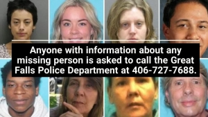 Montana sees spike in missing person reports last year