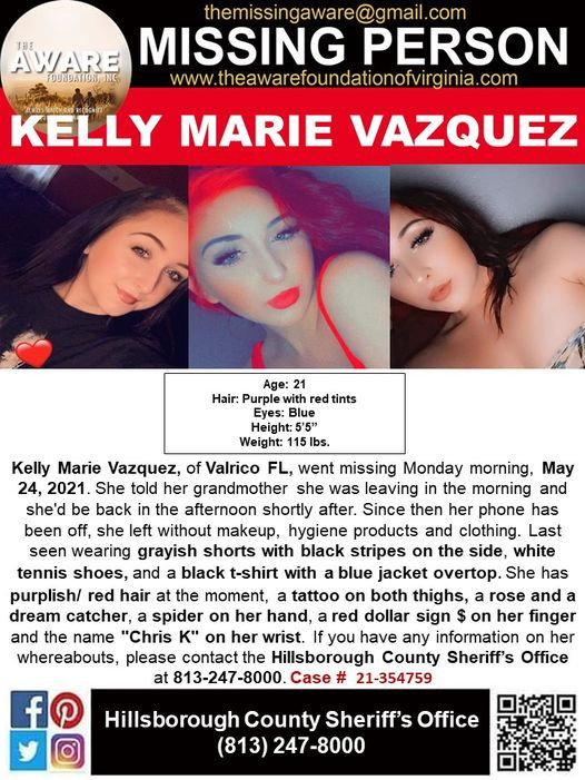 Kelly Marie Vazquez