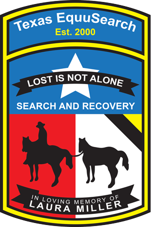 Texas Equusearch Mounted Search Team